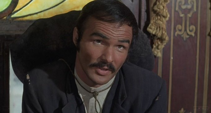 Burt Reynolds turns 82 today, happy birthday! What movie is it? 5 min to answer!