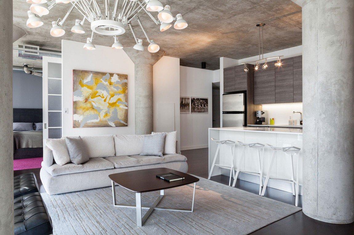 дизайн интерьера и ремонт квартиры