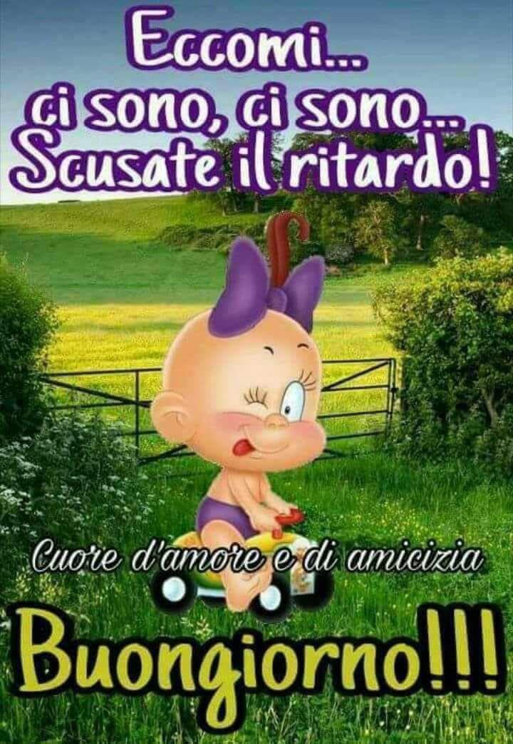 Silvia F On Twitter Buongiorno A Tutti Voi Luisa