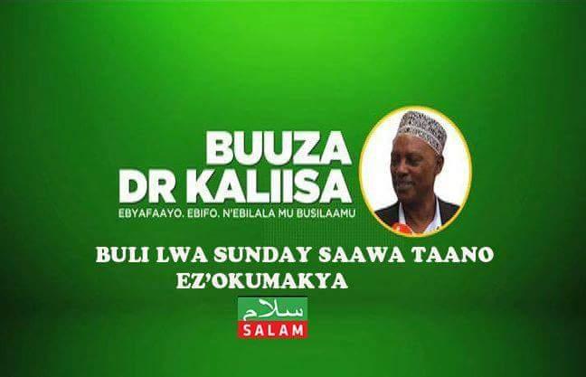 Salam TV Uganda's tweet -