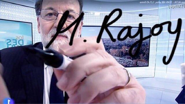 Mirad quién firma los telediarios de TVE...