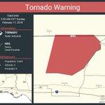 Tornado Warning continues for Esto FL, Noma FL until 3:30 AM CST