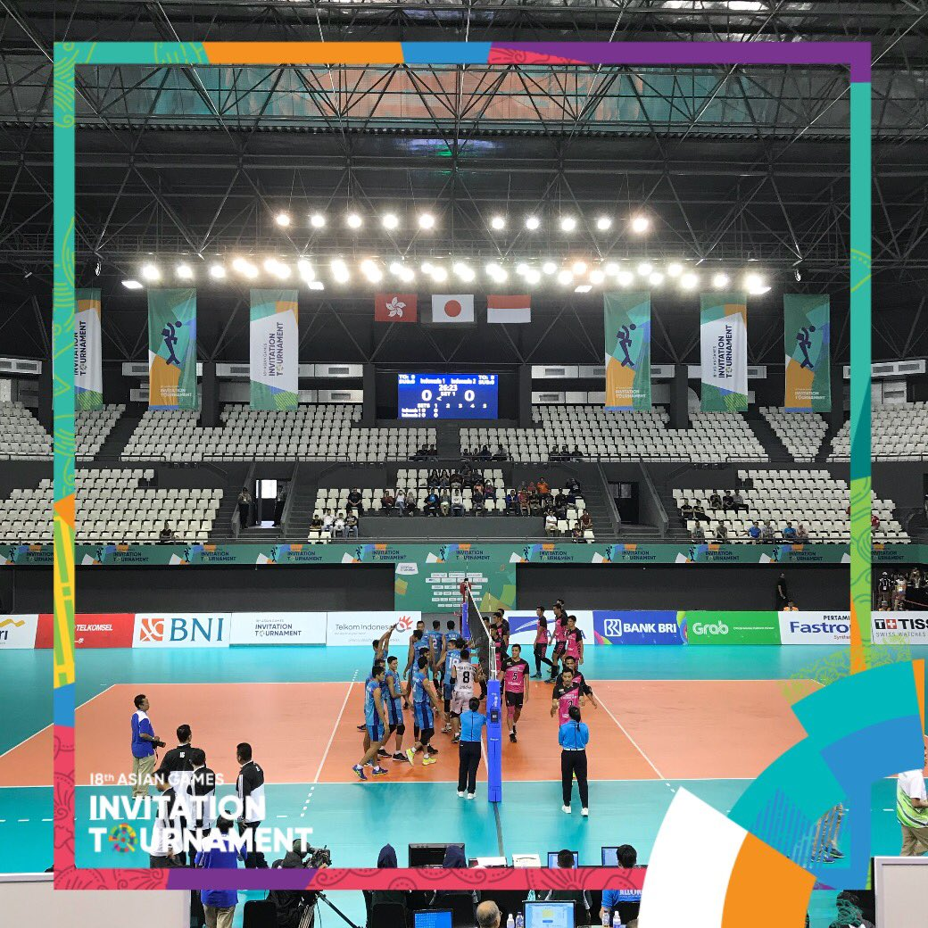 Asian games 2018 on twitter first set was won by hkg with the asian games 2018 on twitter first set was won by hkg with the score of 25 21 stopboris Gallery