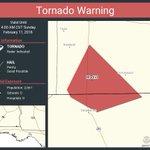 Tornado Warning continues for Madrid AL until 4:00 AM CST