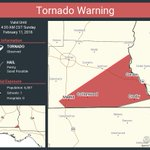 Tornado Warning including Cottonwood AL, Madrid AL, Gordon AL until 4:30 AM CST