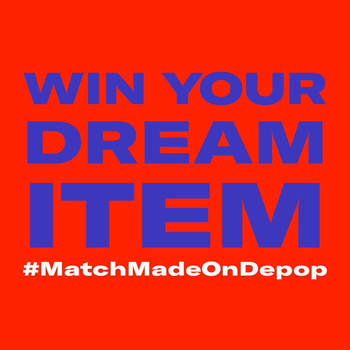 345971f33dd If you want to be in with a chance of winning, here's how. https://www.depop.com/teamdepop_uk/teamdepop_uk-product  …pic.twitter.com/28aHXKSeL5
