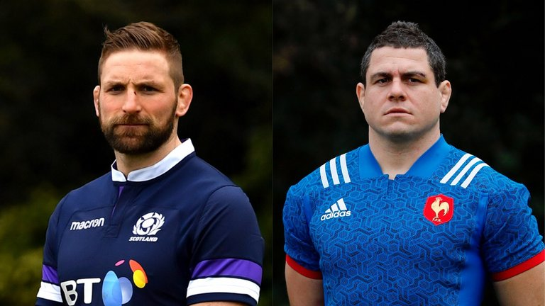 #RUGBY: Scotland will host France at Murrayfield to complete Round 2 of the #SixNations Championship. Both sides will be in search of their first win of the competition. Who will bag the points today? Bet #6Nations here: worldofsport.co.za/betting/tourna…