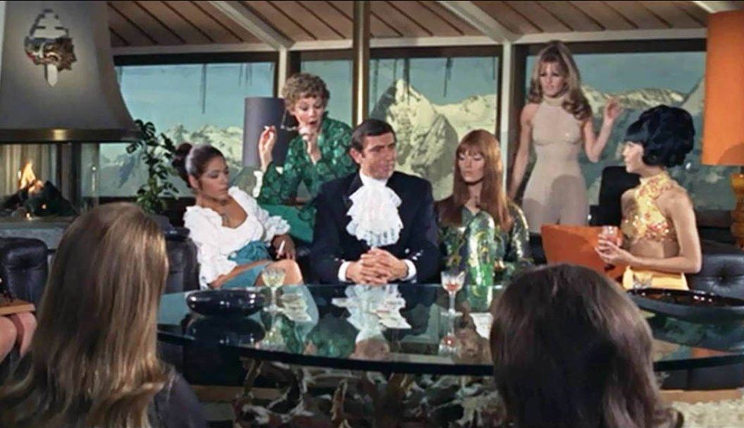 @ady_dayman Looks like a scene from 'On Her Majesty's Secret Service'! https://t.co/UsVBrI8Lqo