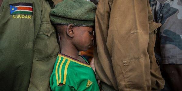 #Soudan du Sud : 300 #enfants soldats retrouvent la liberté https://t.co/mzCt98uYzr