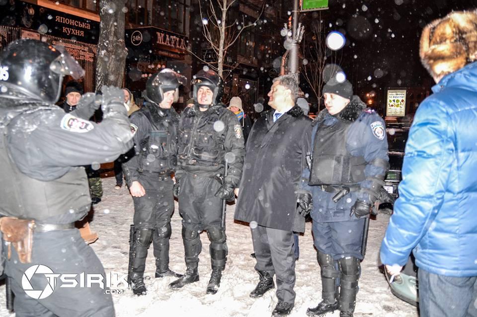 ГПУ объявила подозрения по убийствам правоохранителей во время Евромайдана, - прокурор Донской - Цензор.НЕТ 2399