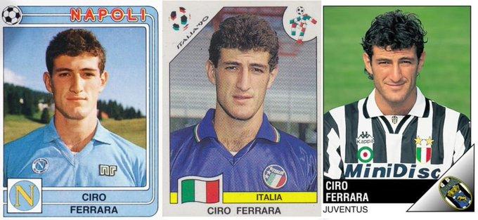 Happy Birthday to Ciro FERRARA