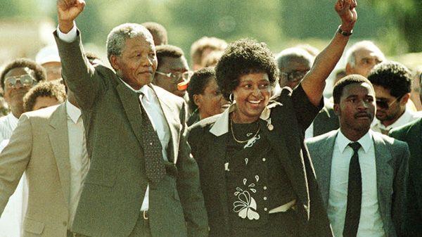 The Spectator Index's photo on Nelson Mandela