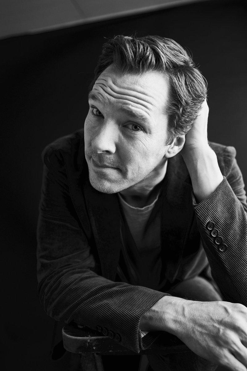 Billy Kiddさんの撮ったベネディクトさんかわいいなぁ~~~ RT  Benedict Cumberbatch — I was shot by Billy Kidd /