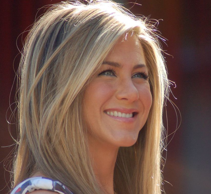 Happy Birthday Jennifer Aniston! (Photo credit: Angela George)