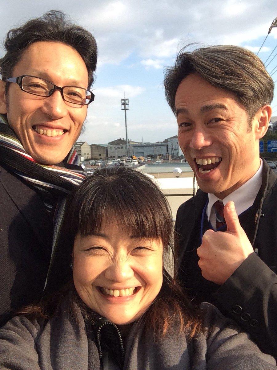 坂本三成 On Twitter 12年前の映画で一緒だったなおこせんせいと偶然