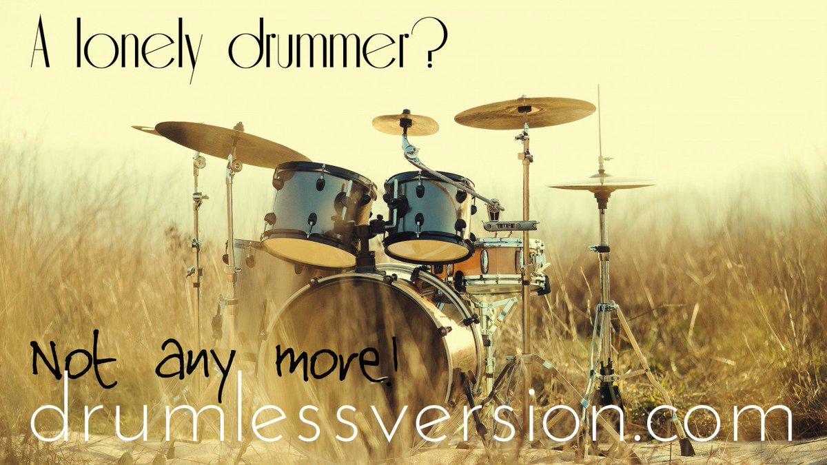 drumlessversion on Twitter: