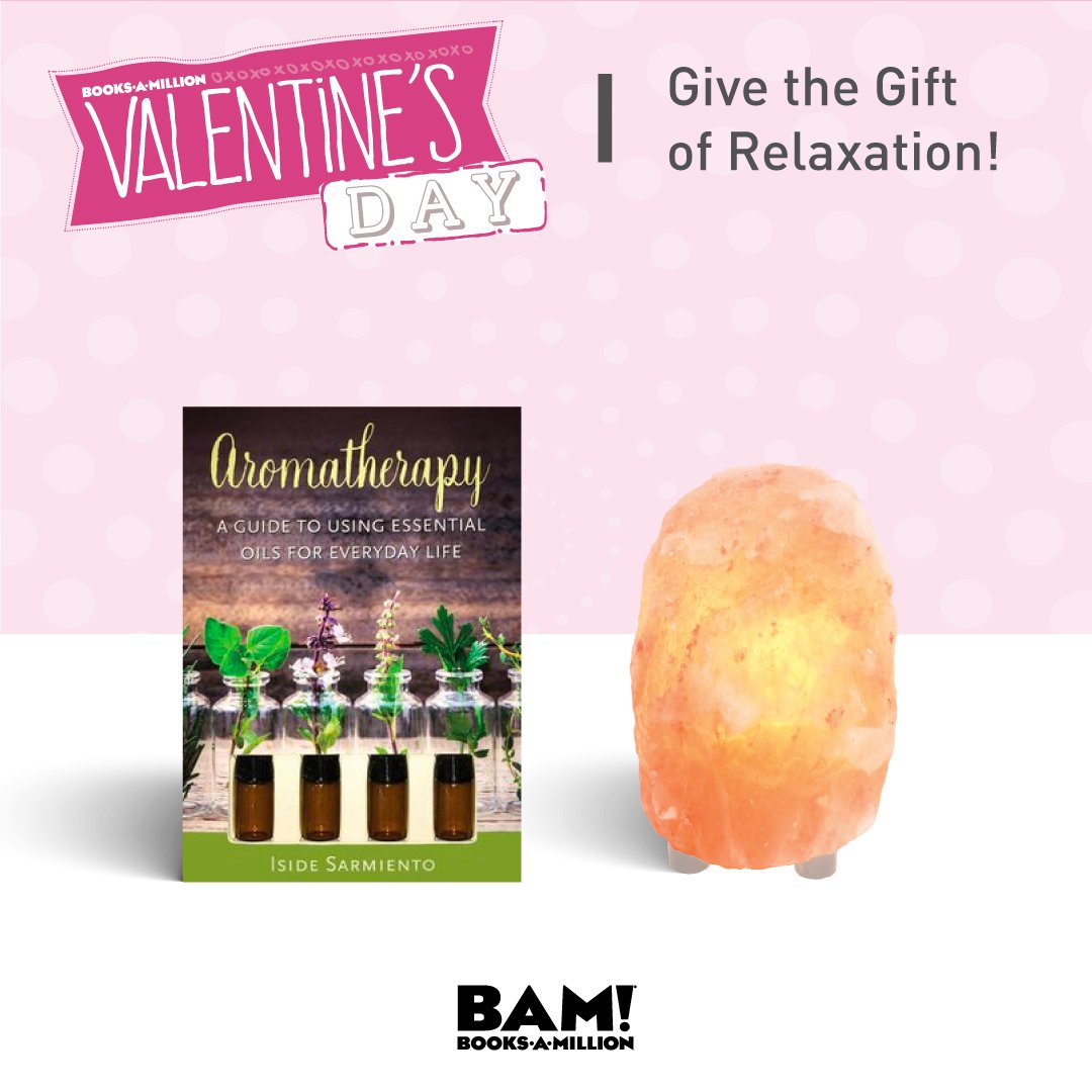 Sometimes a little rest and relaxation is all your partner needs. Give the gift of #inner #peace this Valentine's Day with a little help from #BooksAMillion. bit.ly/2BbDEG5