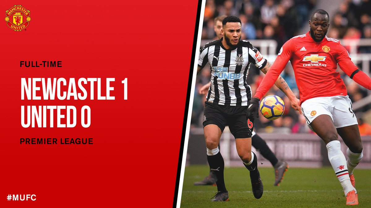 Chấm điểm kết quả Newcastle United 1-0 Manchester United