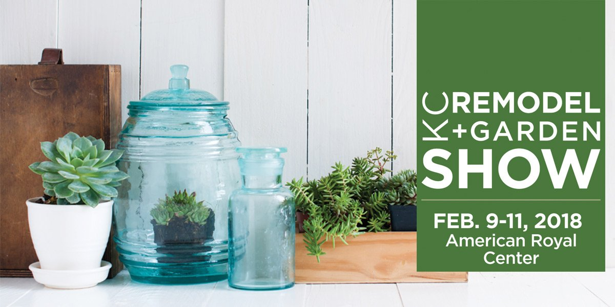 Day 3 of the KC Remodel + Garden Show is...