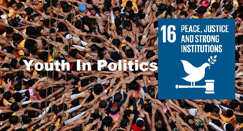 youth politics Whether you are thinking of going into politics one day or you just want to be heard when it comes to youth rights, there are a number of youth political organizations that you can join.