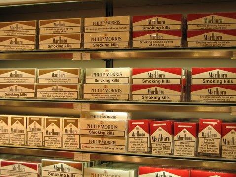 Cheap cigarettes Marlboro in New Zealand