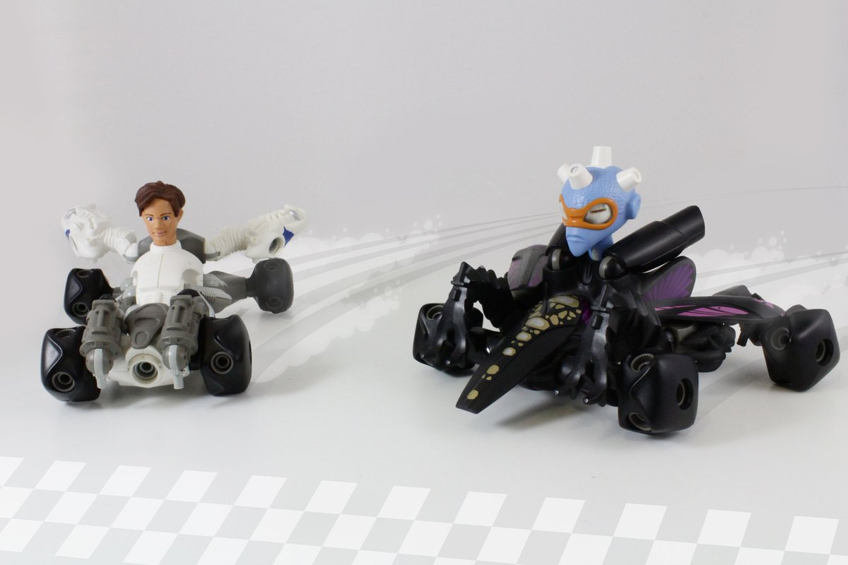 Nick Vass Tweet The Galidor Glinch Derby Is Hosted Each Cycle Ringcircuit On Paradise Ring Circuit Contestants Must Maintain A Vehicle For Entire