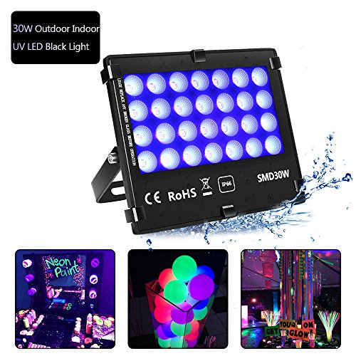 Pieceofshirt on twitter kingbo outdoor blacklights high power 30w led flood light for dj disco clubnight clubsuv light glow barbirthday partiesblacklight partyaquariums and other entertainment venues stage aloadofball Images