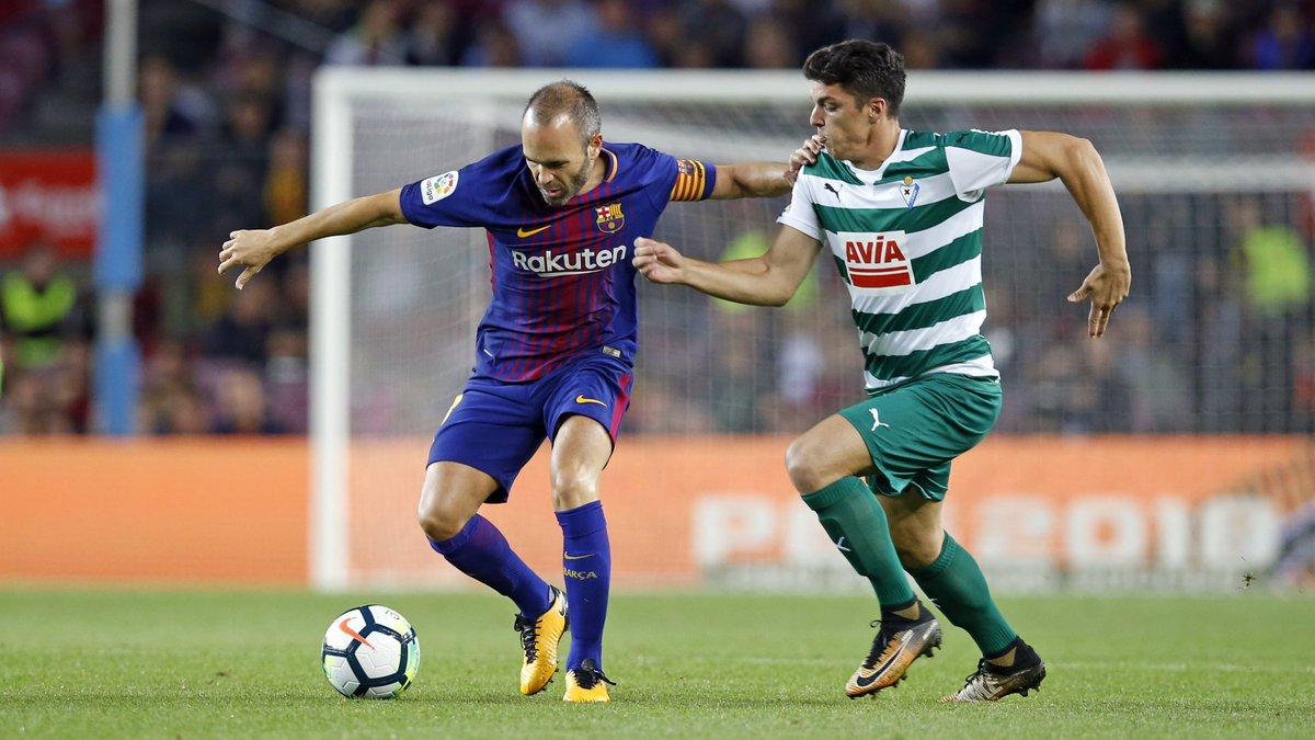 Chấm điểm kết quả Barcelona 0-0 Getafe