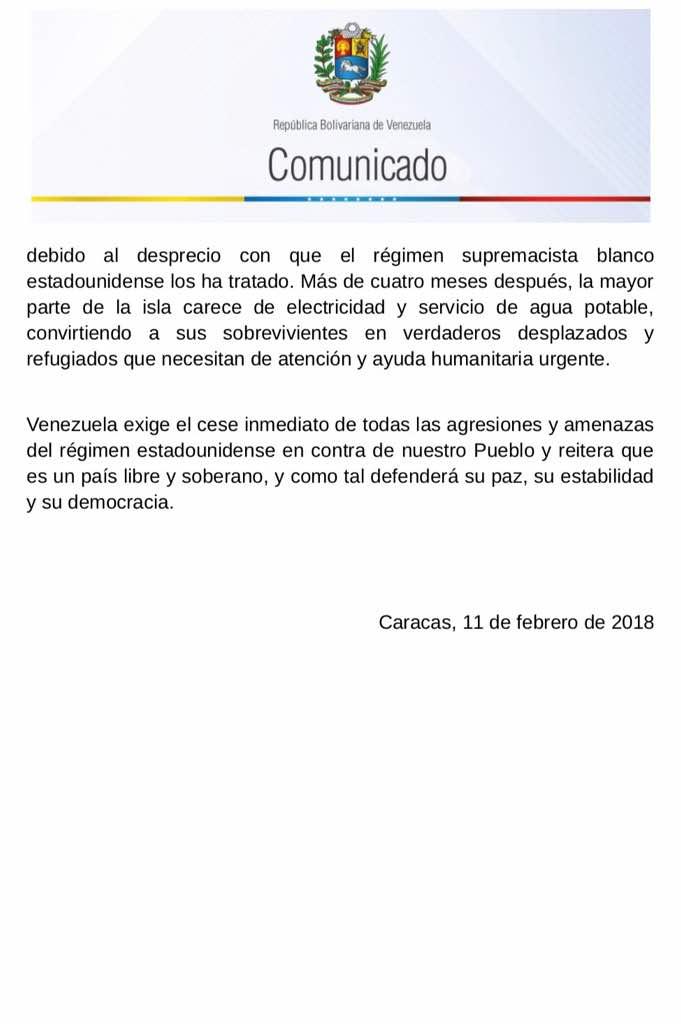 Tag comunicado en El Foro Militar de Venezuela  DVxd53GW4AEdnNE
