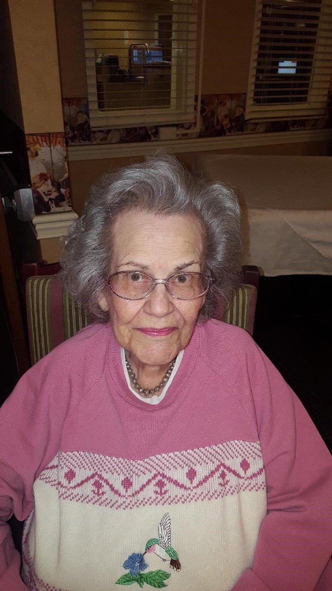 Happy 96th Birthday Rosemary F! It is ou...