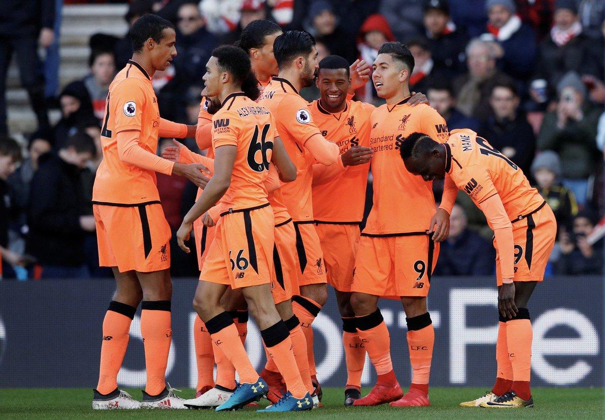 0ecbf1e4812 Southampton v Liverpool  Live matchday blog