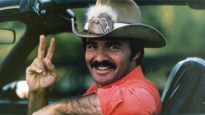 Happy Birthday to Burt Reynolds, AKA Turd Ferguson