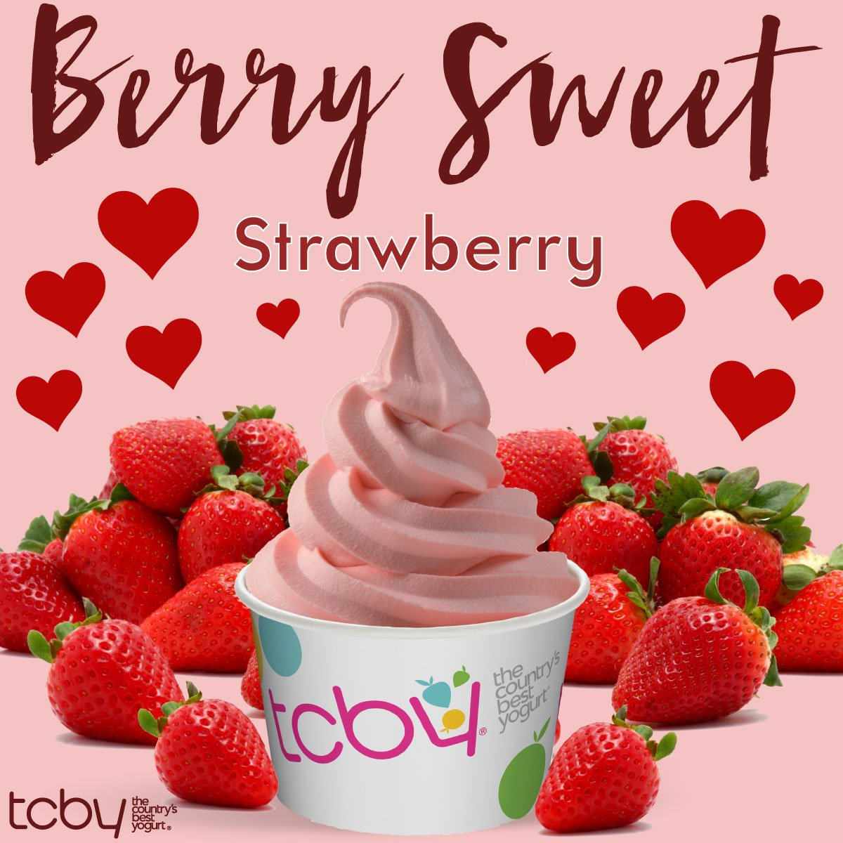 Tcby on twitter our strawberry froyo is the perfect treat to make tcby on twitter our strawberry froyo is the perfect treat to make your sunday a little sweeter available at select locations call or see store for publicscrutiny Choice Image