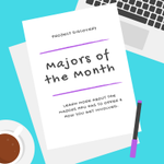 Every month Student Success features different areas in our Majors of the Month #MotM program.   Be on the look out for more information regarding this Month's Majors. Your coach would love to help you explore this more. #HPU365 #MyMajorAtHPU #HPUFamily