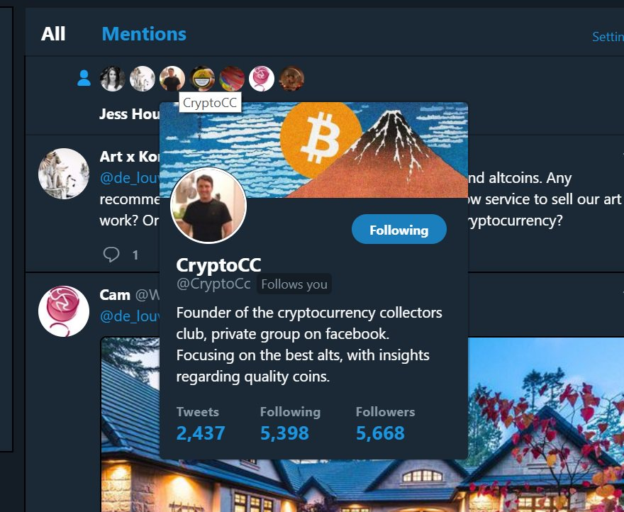 cryptocurrency collectors club for beginners