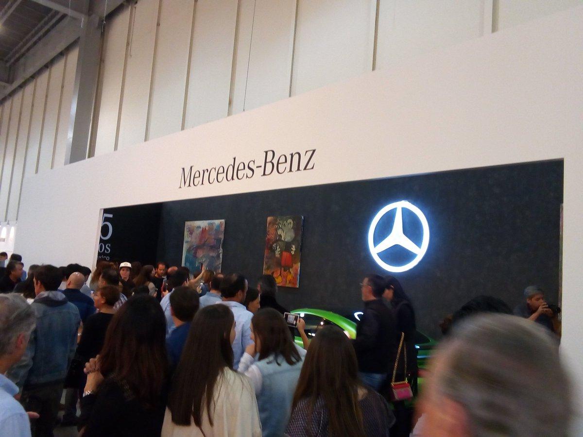 Mercedes Benz celebra el Arte y Diseño e...