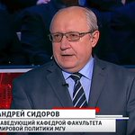 Image for the Tweet beginning: #Russia's state TV: Dep. Dean