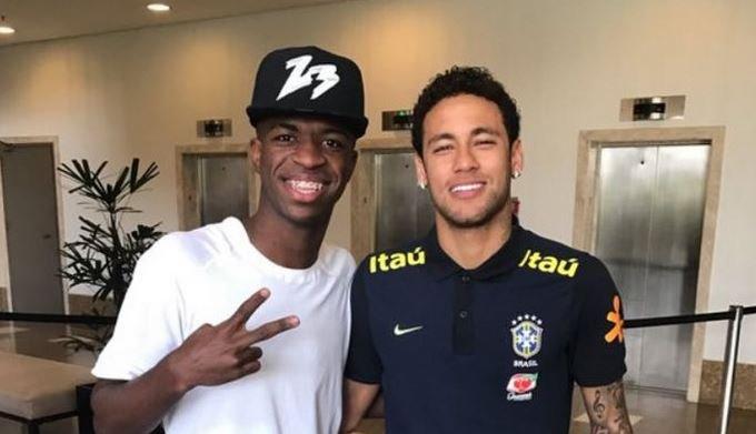 Neymar sai em defesa de Vinicius Junior em episódio do chororô: 'Futebol está chato' https://t.co/e5DPAAJ88J
