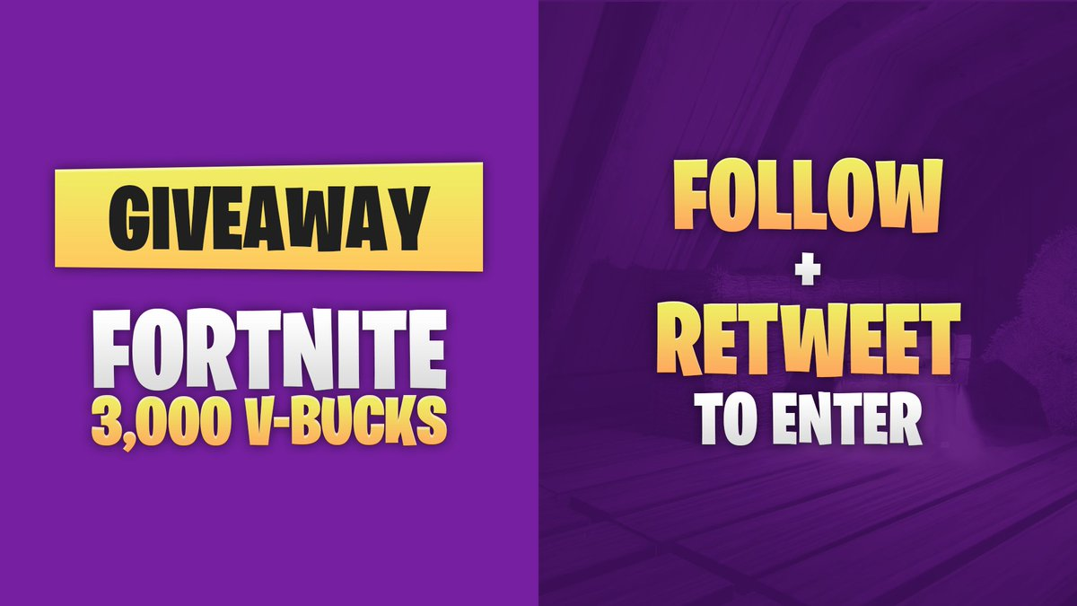 Fortnite battle royale on twitter to celebrate hitting 50000 fortnite battle royale on twitter to celebrate hitting 50000 followers were giving away 1000 v bucks to 3 winners follow these steps to enter publicscrutiny Choice Image