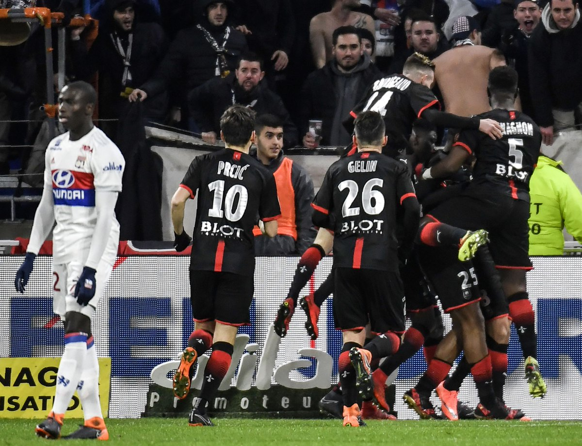 Video: Olympique Lyon vs Rennes
