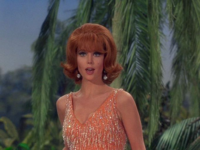 Happy Birthday to Tina Louise! She is best remembered for portraying Ginger Grant! She turns 84 today.