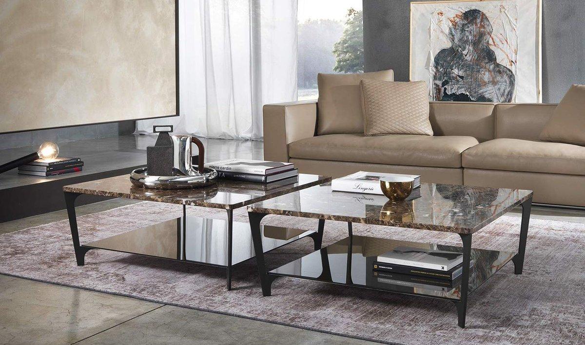 Wohnzimmer marmortisch for Marmortisch modern
