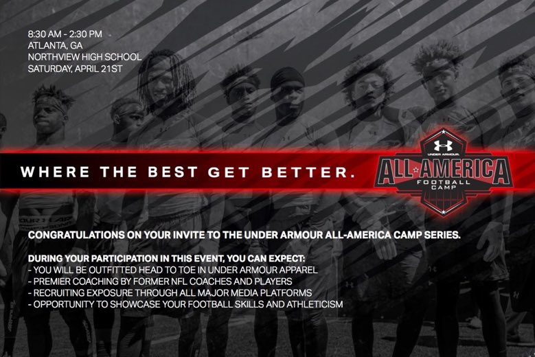 Niles prince on twitter blessed to receive a invitation to the ua niles prince on twitter blessed to receive a invitation to the ua camp therealkwat undertheradar rawrecruiting underarmour bwoodsports stopboris Images