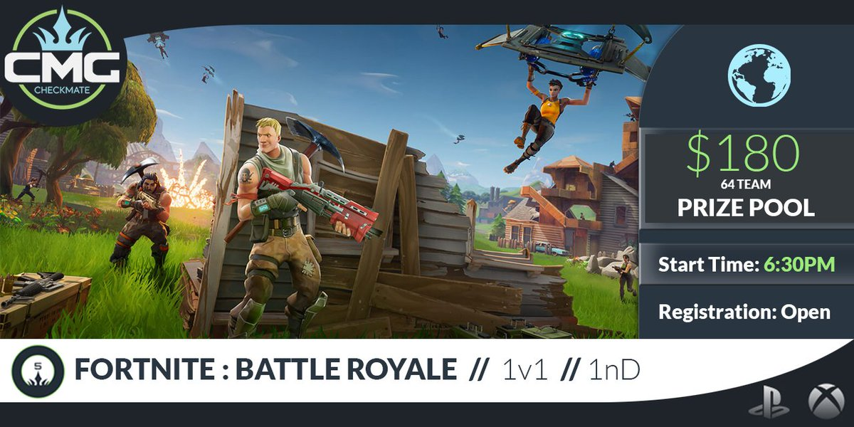 fortnite tournaments xbox one