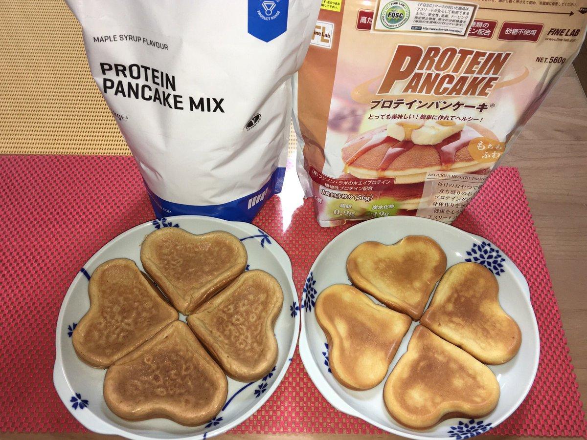 作り方 マイプロテイン パンケーキ プロテインパンケーキはダイエットの強い味方!〜豊富なプロテインで筋肉増量&カロリー・糖質控えめパンケーキなのに高満足感〜