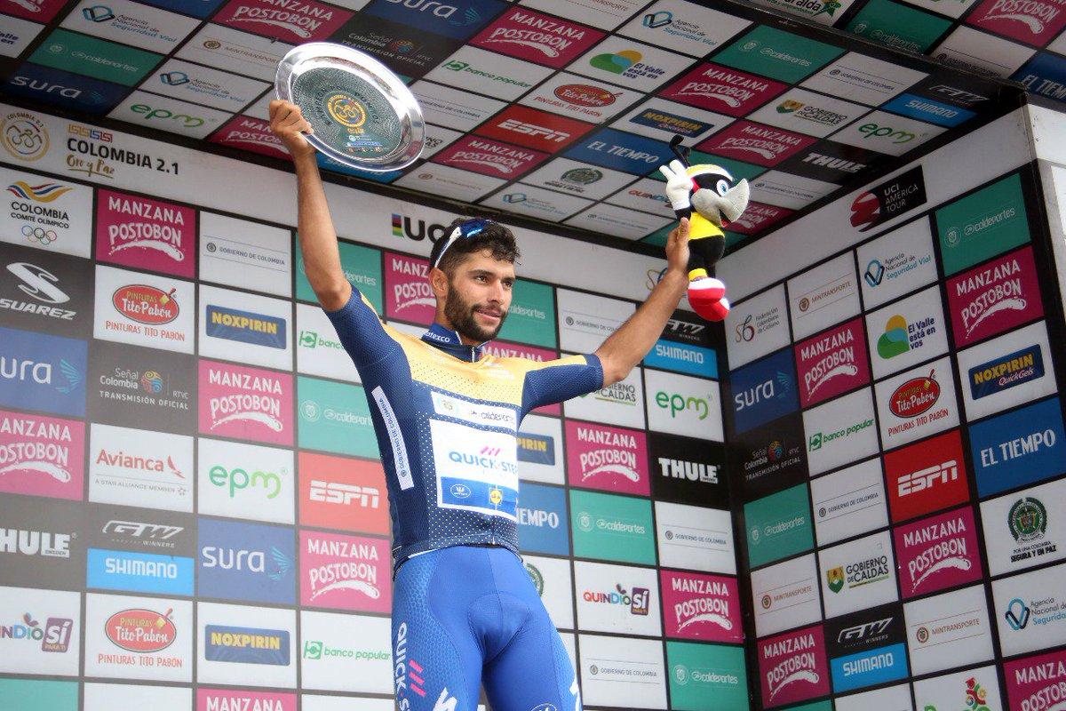 Campeones de Regularidad, Puntos, Metas volantes UCI 2018 DVzNth7WsAAm6Hu