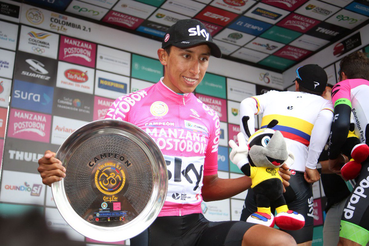 TourofSlovenia - Victorias UCI Colombianas - 2018 DVzNwZ0WkAEIyJ5