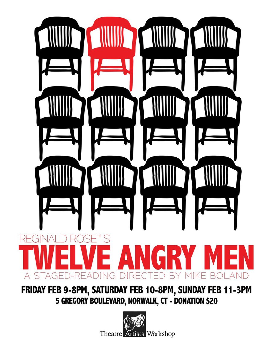 twelve angry men stage directions The triumph and fragility of justice overcoming class and race prejudice democracy and social responsibility from the stage to the screen twelve angry men was published in an expanded form as a stage play in 1955 and made into a successful film in 1957, starring henry fonda and coproduced by fonda and rose.