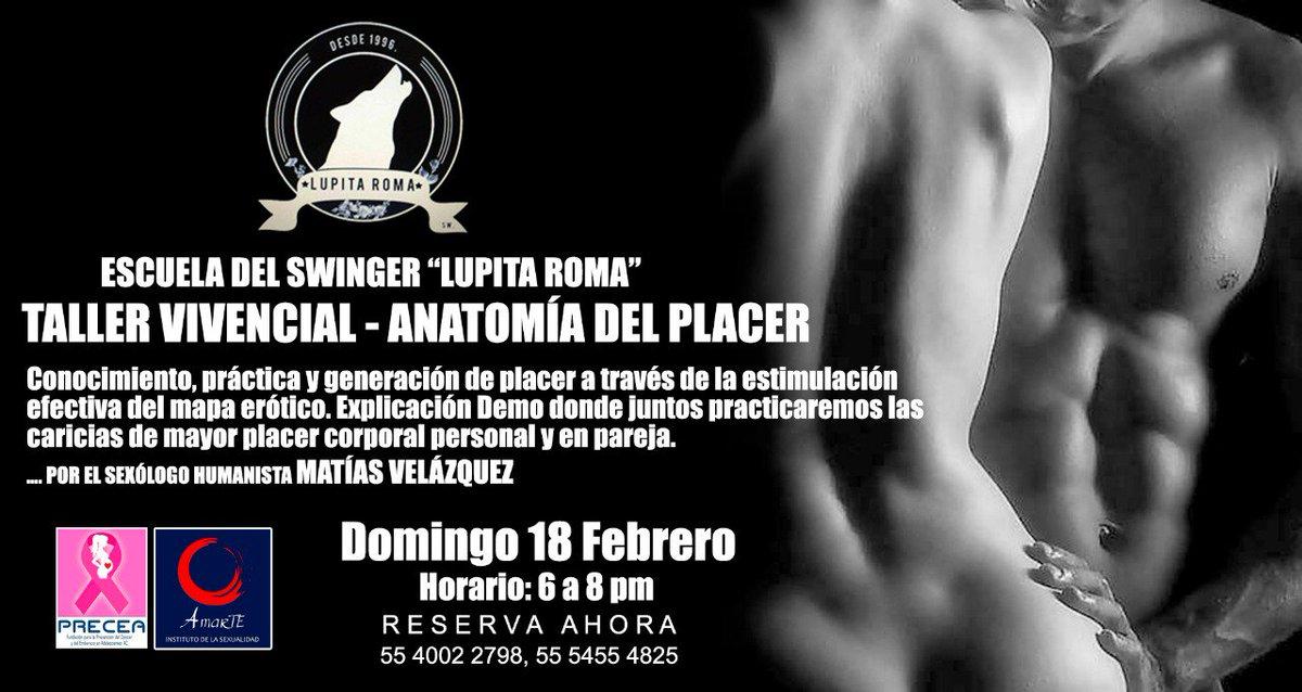 CLUB LUPITA ROMA SW on Twitter: \