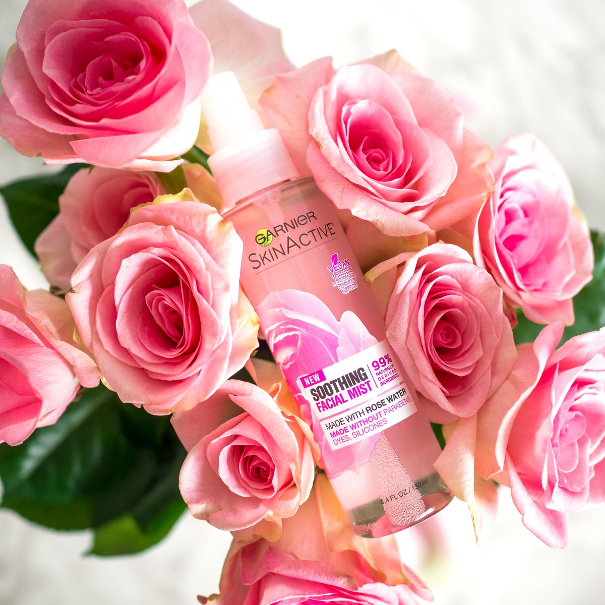 Garnier Usa On Twitter A Bouquet Of Flowers To Brighten Our Day